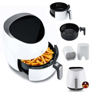 NUTRI-FRYER XXL Nutrilovers Heissluftfritteuse